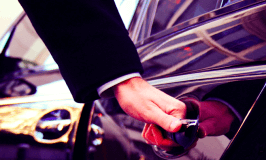 Seven reasons why your boss should use a chauffeur service