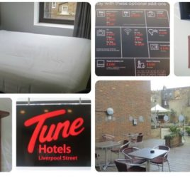 Tune Hotel, London, UK