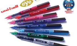 Giveaway: 5 sets of Uni-ball Eye Designer Pens!