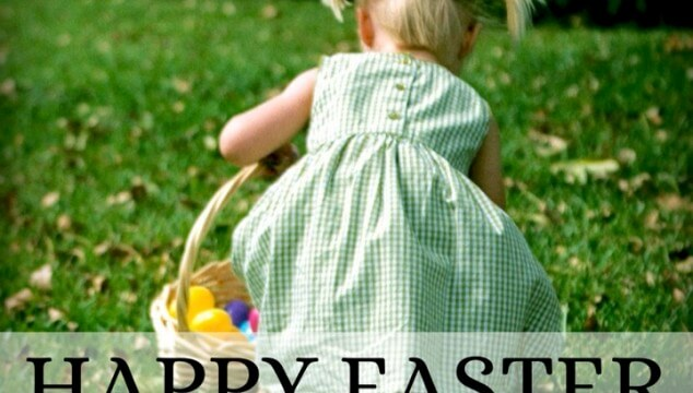 Happy Easter from Practically Perfect PA