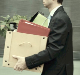 What to do when your boss has been sacked