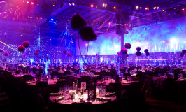 The Capital's largest Christmas party venue