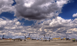 The Benefits of using a private jet charter