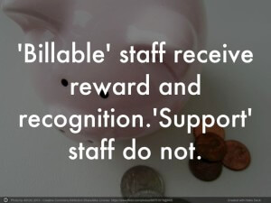 Reward and Recognition within the Assistant Industry