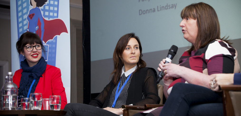 Day in the life: Donna Lindsay