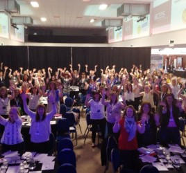 Conference and Award for Executive Secretaries and PAs in Scotland: ACES 2014