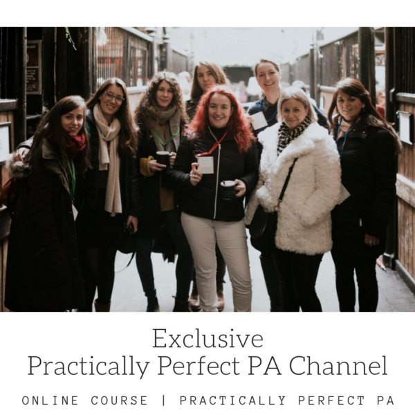 Exclusive Practically Perfect PA Channel