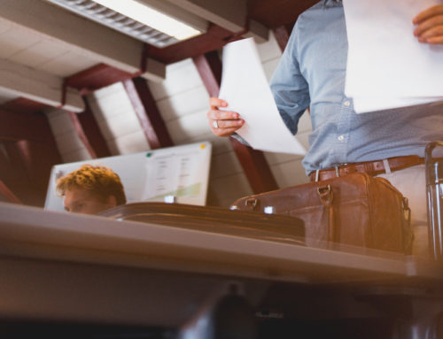Are you working in a hostile environment?