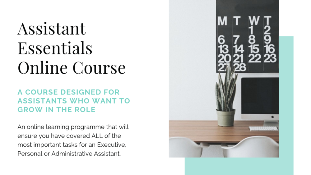 Executive Assistant Skills and Expertise