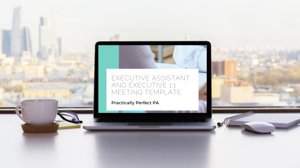 Effective Executive Assistant to the CEO