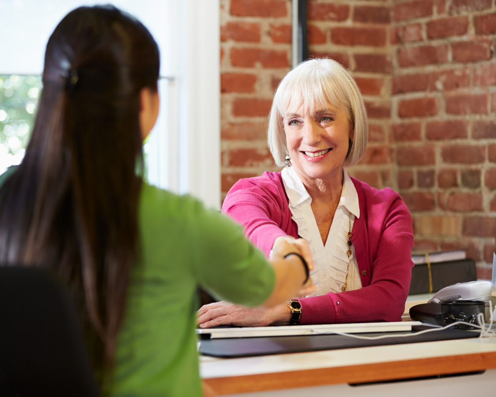 Working with an Assistant Recruitment Agency