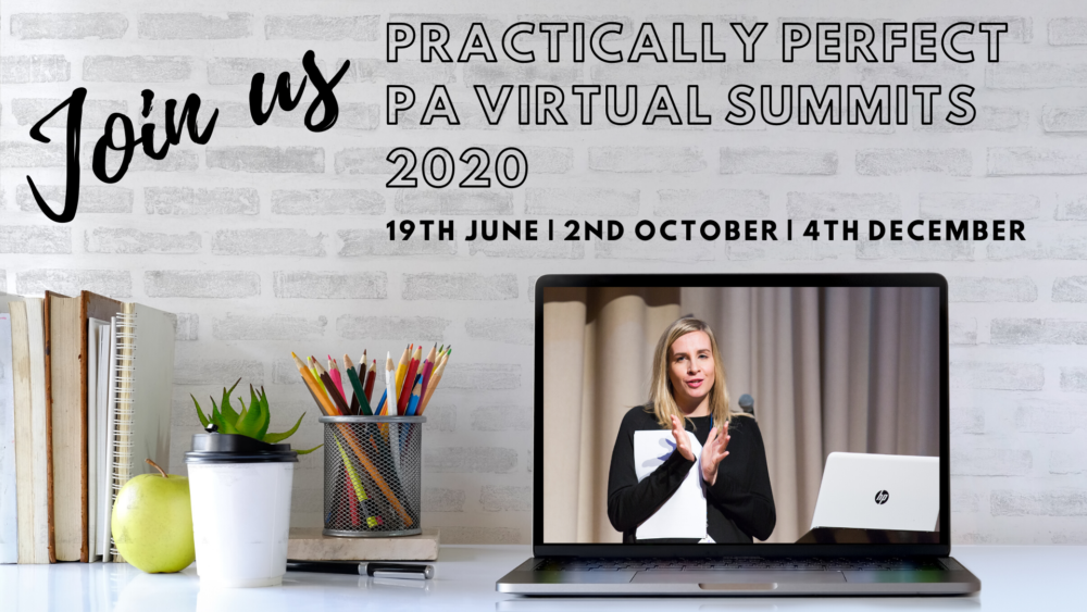 Practically Perfect PA - The online resource for Personal Assistants and Executive Assistants