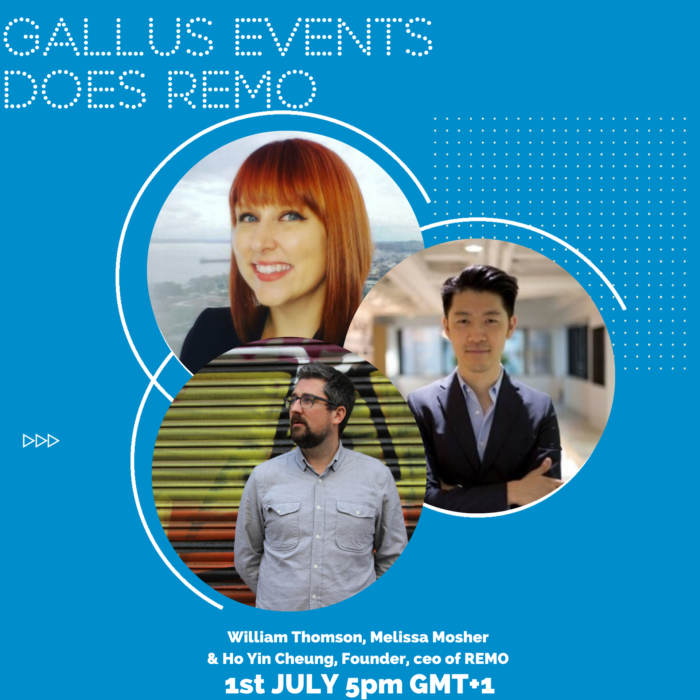 Gallus Events Does.....
