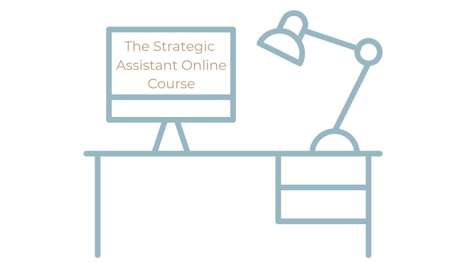 The Strategic Assistant online Course